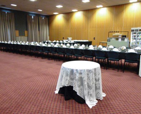 South Lounge, Corinthian Convention Centre